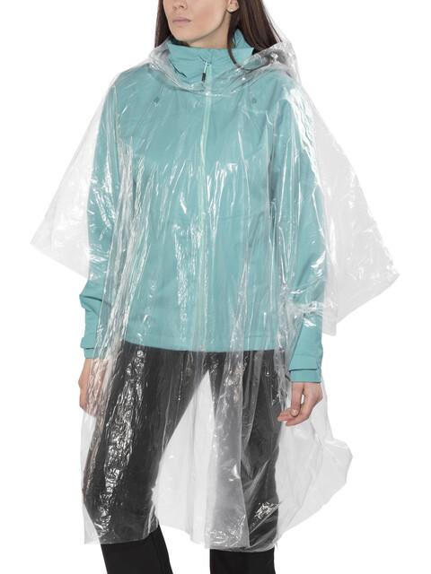 Coghlans Emergency Poncho Jacket transparent